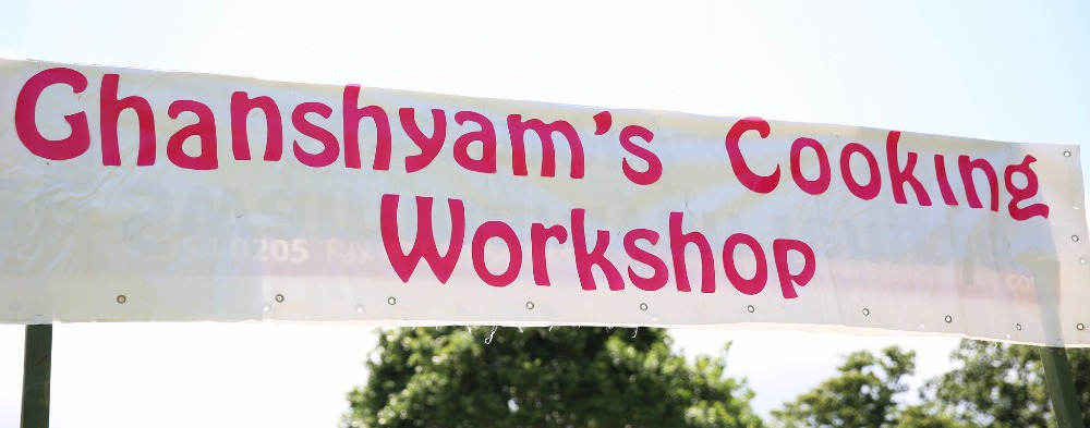 Ghanshyams cookery workshop